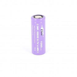 Batterie Efest purple 18500 15A 1000mah