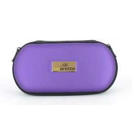 Sacoche de rangement violette Large