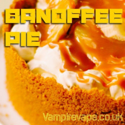 Concentré Banoffee Pie 30 ml Vampire Vape