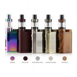 Kit iStick Pico TC 75w avec Melo 3 Mini Eleaf (Colors version)