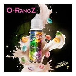 Orangz 50ML 0mg Twelve Monkeys