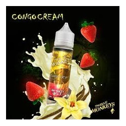 Congo Cream 50ML 0mg Twelve Monkeys