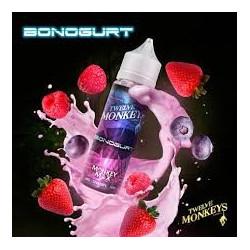 Bonogurt 50ML 0mg Twelve Monkeys