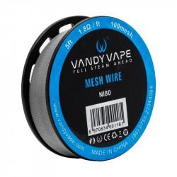 Mesh Wire 5ft 1.5ml Vandy Vape