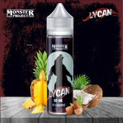 Lycan 50 ml 0 mg Monster Project