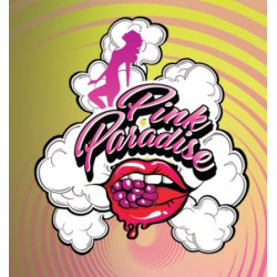 Candy Raspberry Pink Paradise 100 ml RemixJuice