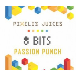 8 Bits Pixelis Juice 50 ml RemixJuice