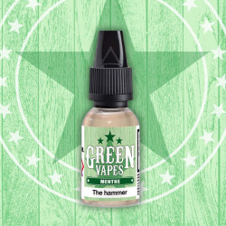 ALL GREEN - The Hammer 10ml