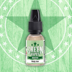 Holy Ice 10ml Green Vapes