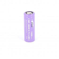Batterie Efest purple 18500 15A 1000mah