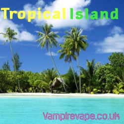 Concentré Tropical Island 30 ml Vampire Vape