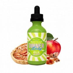 Apple Pie 50 ml 0mg Dinner Lady