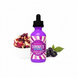 BlackBerry Crumble 50 ml 0mg Dinner Lady