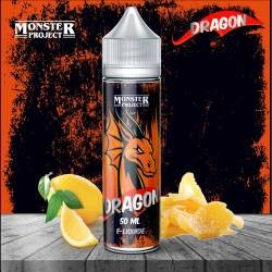 Dragon 50 ml 0 mg Monster Project