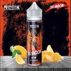 Dragon 50 ml 0 mg Monster Project
