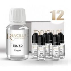 Pack DIY 12 en 50/50 Revolute