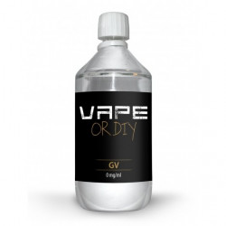 Base 100% VG 1 Litre Vape or Di
