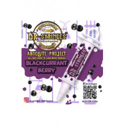 Blackcurrant Berry 50 ML DR Syringes