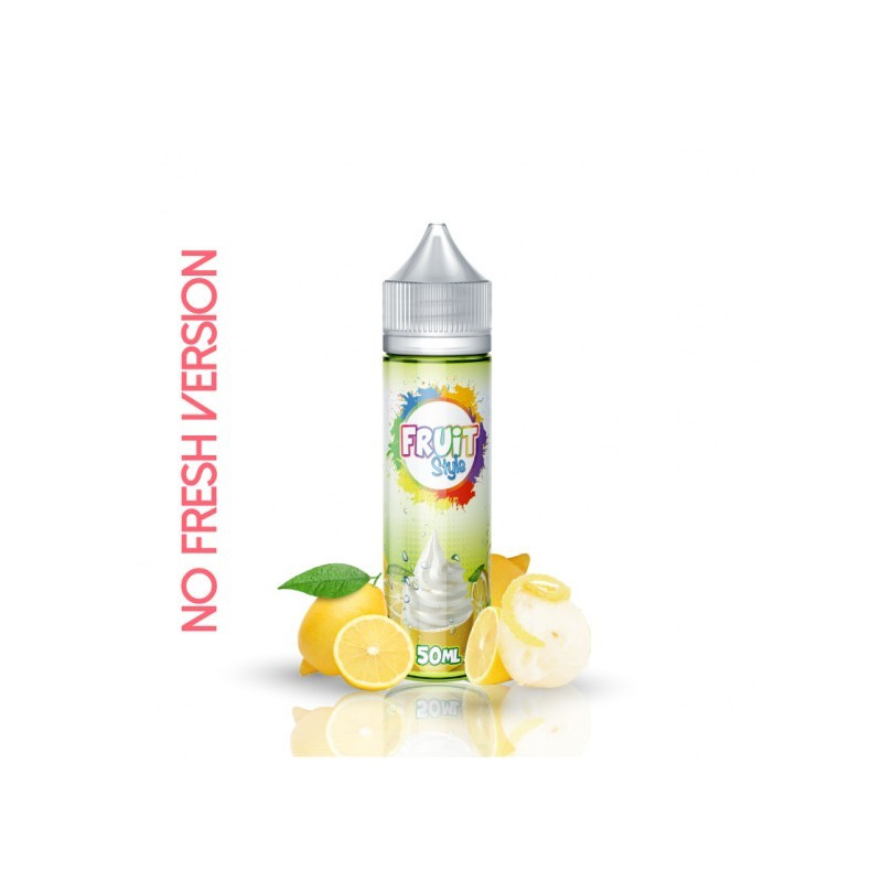 Creponne No Fresh 50 ml 0 mg Francovape