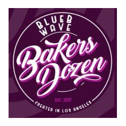 Blueb Wave Baker's Dozen 100 ml Remixjuice