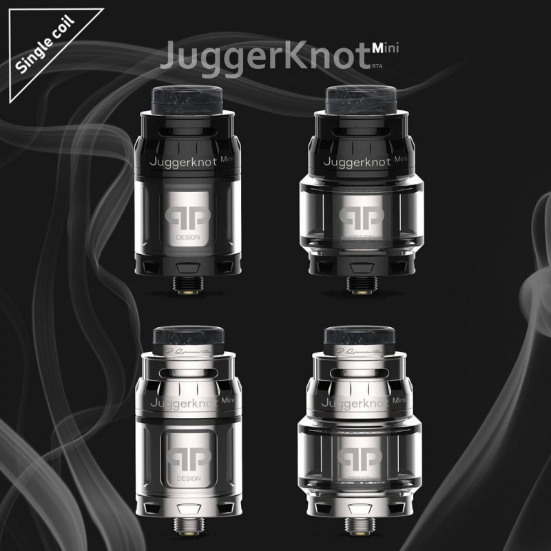 Juggerknot RTA Mini QP Design
