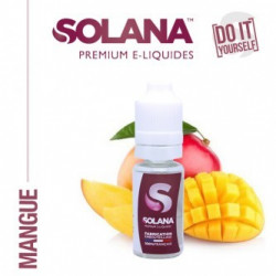 Concentré Mangue 10ml Solana