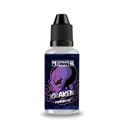 Concentré Kraken 30ml Monster Project