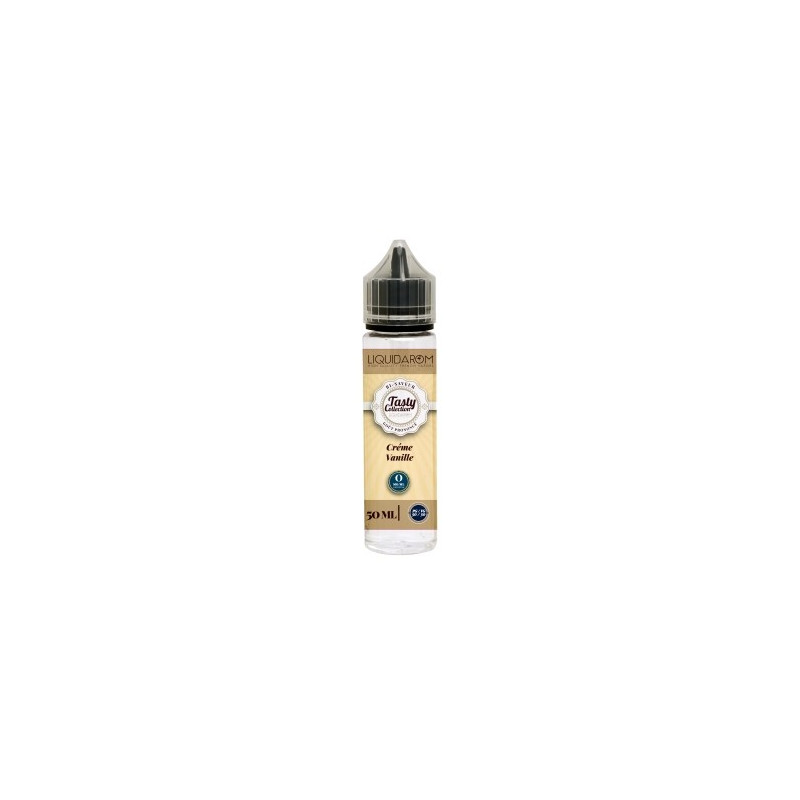 Crème Vanille 50ml 0mg