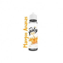 Mangue Ananas 50ml 0mg Tentation