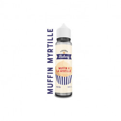 Muffin aux Myrtilles 50ml 0mg Tentation