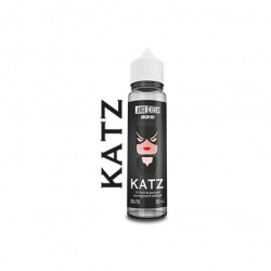 Katz 50ml 0mg Juice Heroes