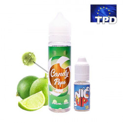 Sparkling Lemon 50ml 0mg...
