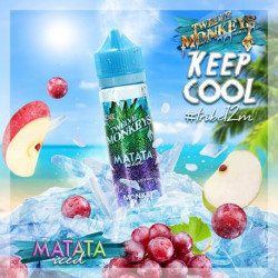 Matata Iced 50ml 0mg Twelve...
