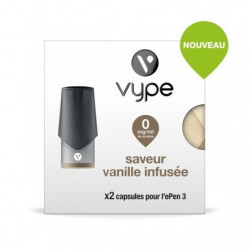 Pods Vype Epen 3 Vanille...
