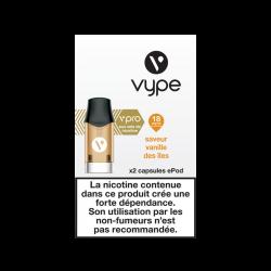 Pods Vpro Epod Vanille des...