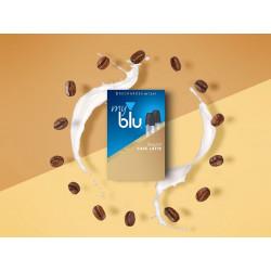 Pods Café latte My Blu